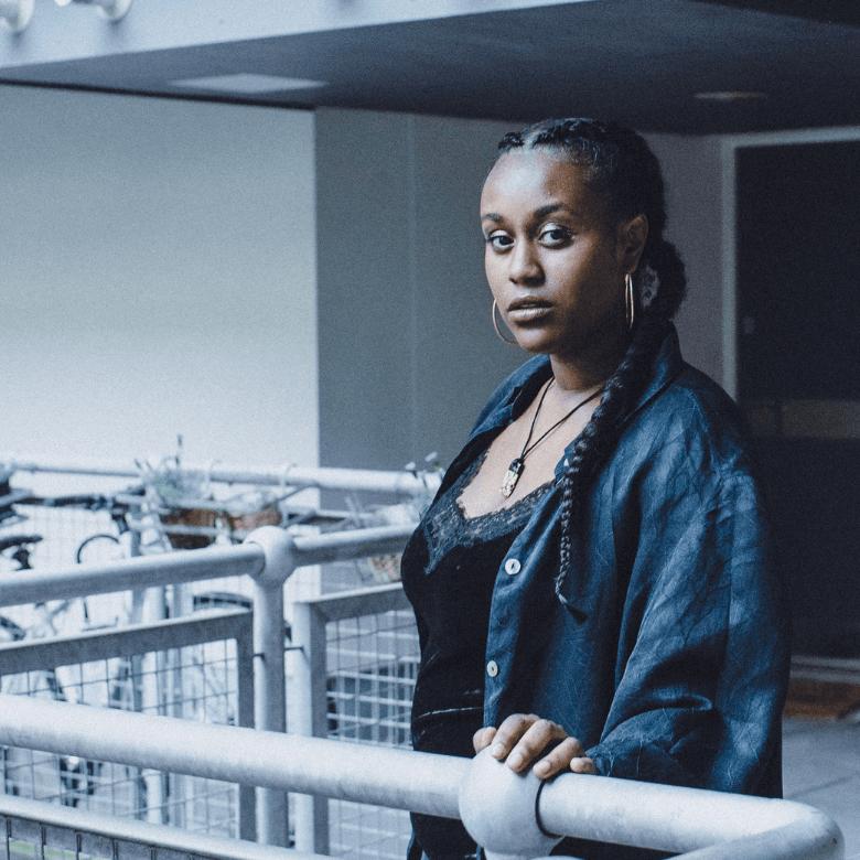 Portrait image of Gillian Katungi