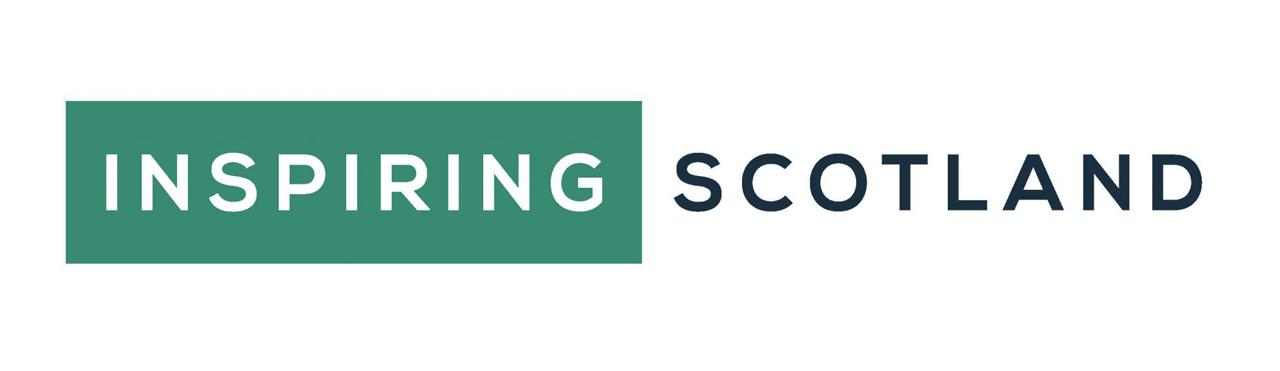 Inspiring Scotland logo
