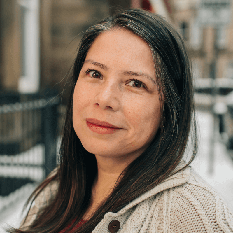 Headshot of Andrea Cabrera Luna