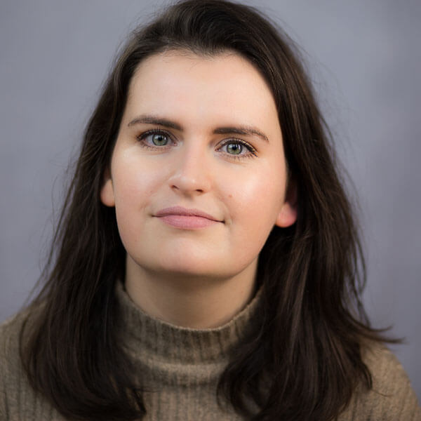 Head shot of Erin McGee